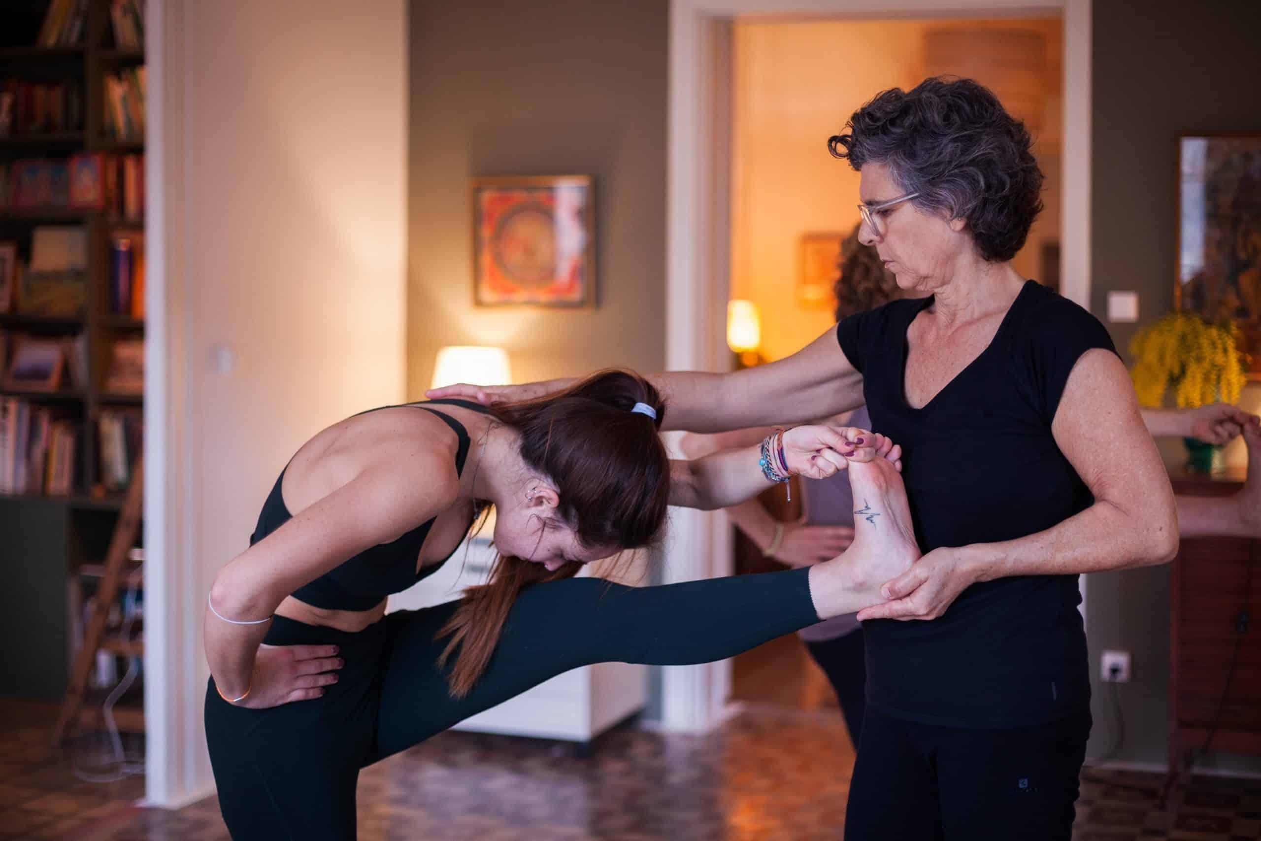 Ashtanga Yoga estilo Mysore en Ashtanga Yoga Shala Barcelona