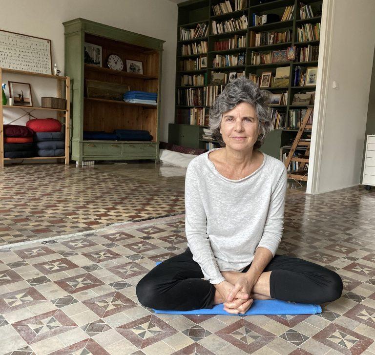 Elena Figarola - Fundadora y Profesora de Ashtanga Yoga Shala Barcelona