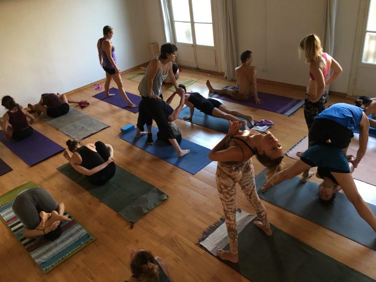 Escuela Ashtanga Yoga Shala Barcelona