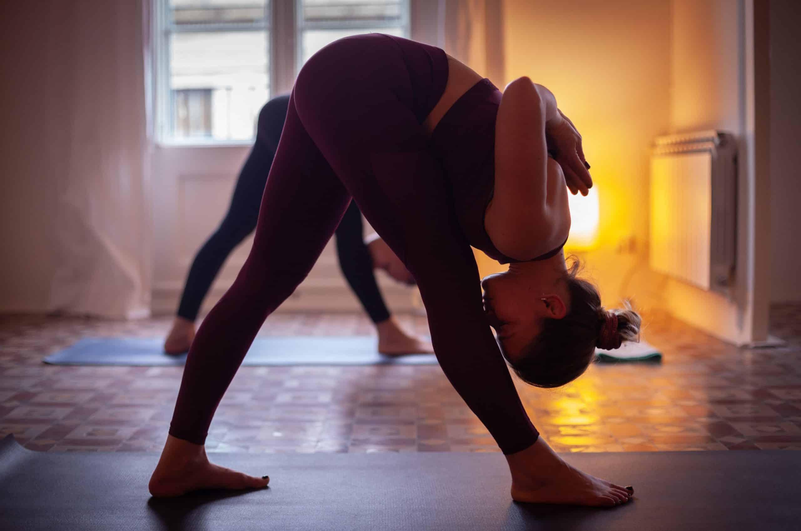 La Práctica de Ashtanga Yoga