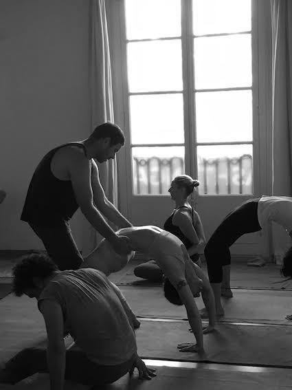 Workshop de Peter Sanson en Ashtanga Yoga Shala Barcelona